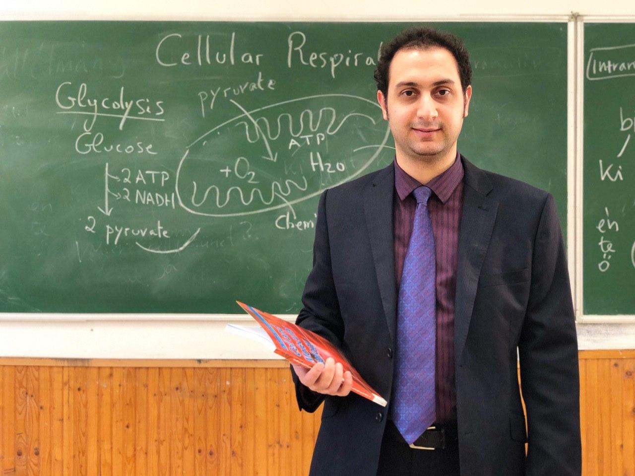 Mr. Harout Parseghian