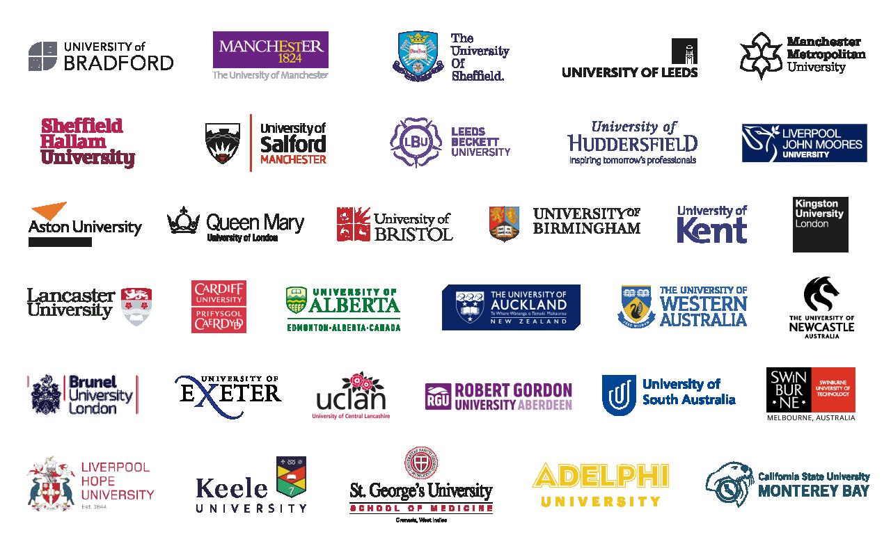 ncuk university logos