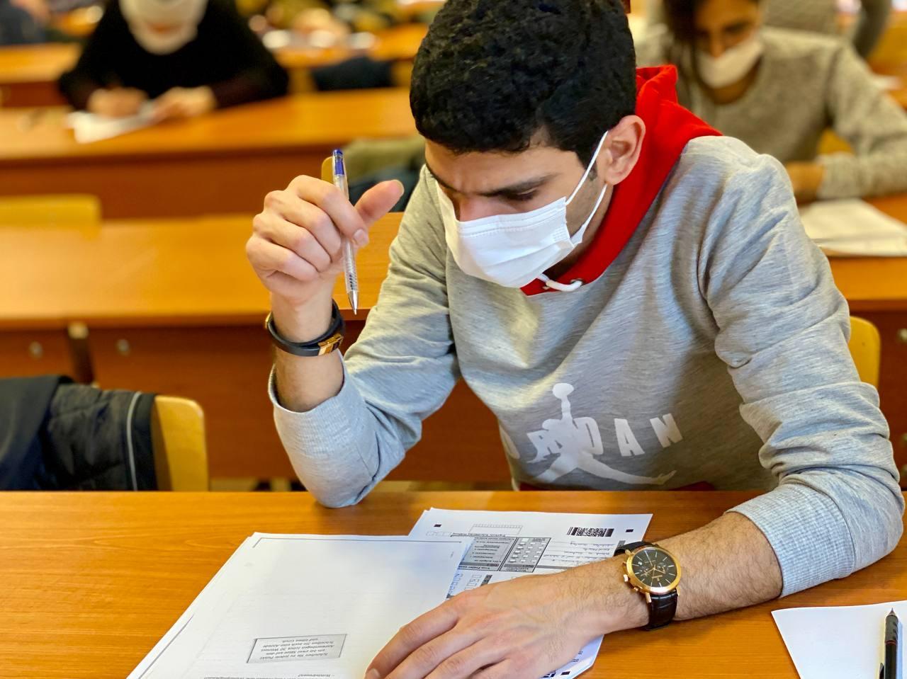 AIC Semi-Final Exam